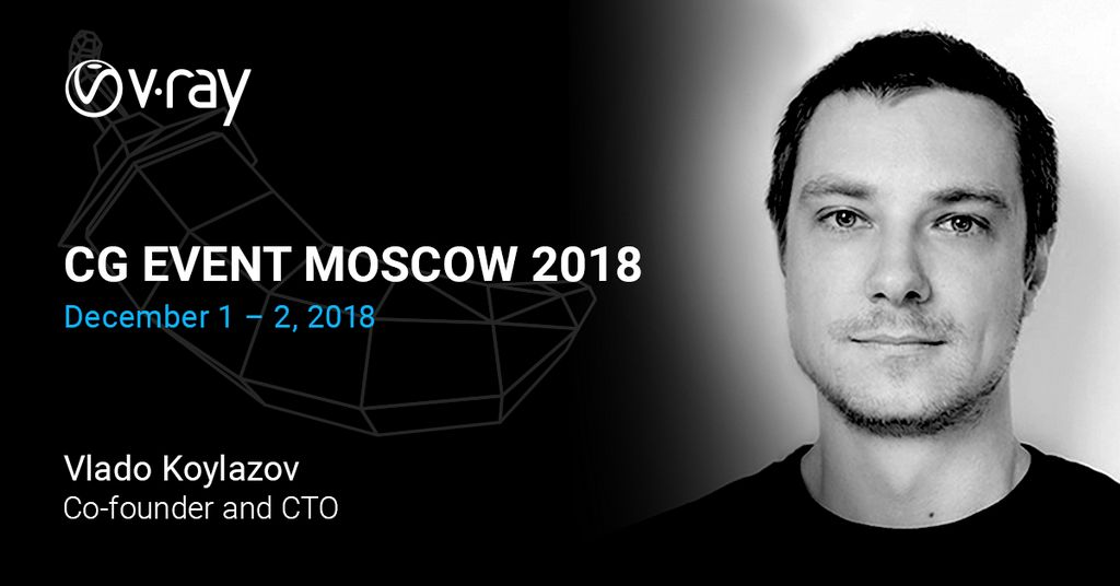 CG EVENT Moscow 2018